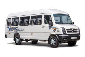 Tempo Traveller in Varanasi